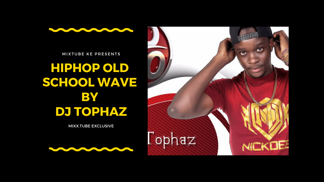 Old Skool Wave Video Mix By Dj Tophaz | Mixx Tube Entertainment
